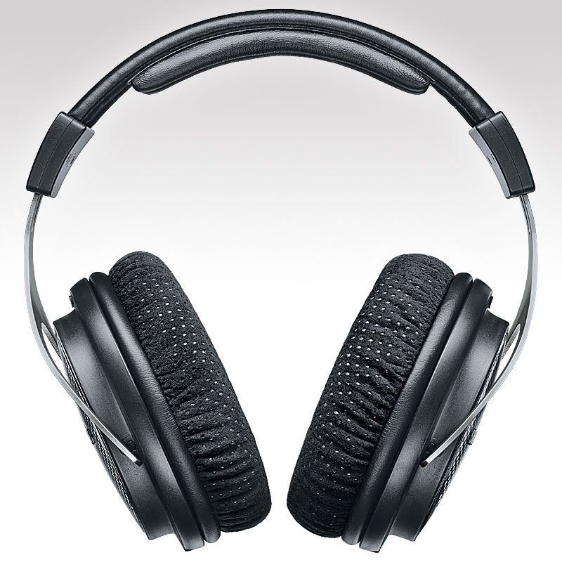 Powieksz do pelnego rozmiaru Shure SRH 1540, SRH-1540, SRH1540,  słuchawki hi-fi, słuchawki studyjne, słuchawki profesjonalne, słuchawki domowe, słuchawki przenośne, słuchawki z pałąkiem, słuchawki nagłowne, słuchawki wokółuszne, słuchawki zamknięte, słuchawki z odłączanym przewodem, słuchawki do MP3, słuchawki do odtwarzacza MP3, słuchawki do odtwarzaczy MP3, słuchawki do iPod, słuchawki do iPad, słuchawki do iPhone,