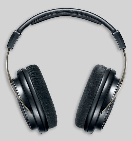 Powieksz do pelnego rozmiaru Shure SRH 1840, SRH-1840, SRH1840, słuchawki hi-fi, słuchawki studyjne, słuchawki profesjonalne, słuchawki domowe, słuchawki przenośne, słuchawki z pałąkiem, słuchawki nagłowne, słuchawki wokółuszne, słuchawki otwarte, słuchawki z przewodem jednostronnym, słuchawki z kablem jednostronnym, słuchawki z odłączanym przewodem, słuchawki do MP3, słuchawki do odtwarzacza MP3, słuchawki do odtwarzaczy MP3, słuchawki do iPod, słuchawki do iPad, słuchawki do iPhone,